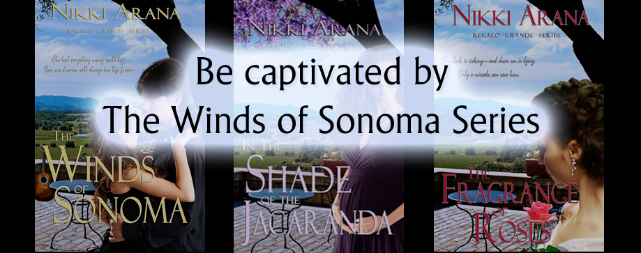 Winds of Sonoma Series